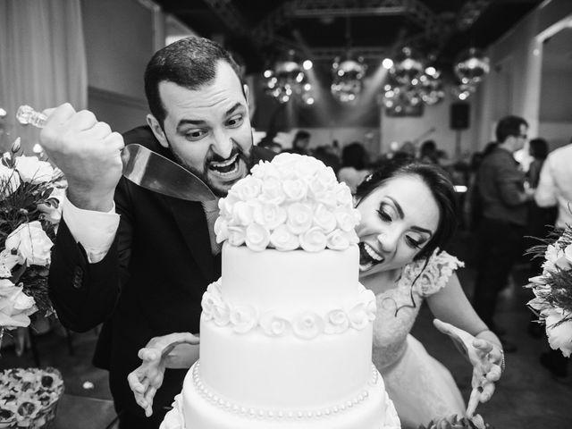 O casamento de Andreza e Alisson