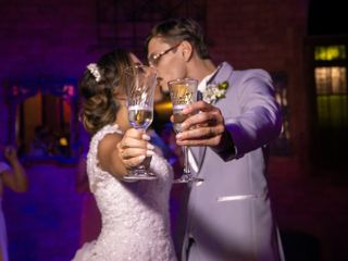 O casamento de Carol e Thiago