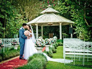 O casamento de Giovanna e Elder