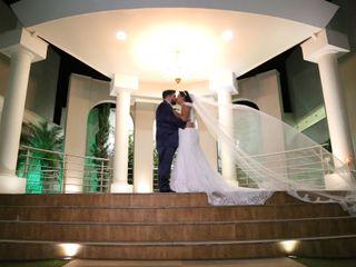O casamento de Sheyla e Roberto