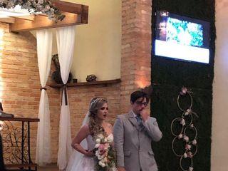O casamento de Bruna  e Wendrel  1