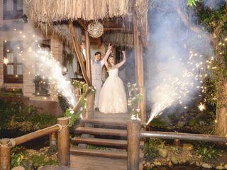 O casamento de Bruna  e Wendrel