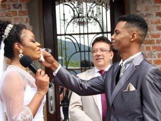 O casamento de Ariadne  e Gustavo  2