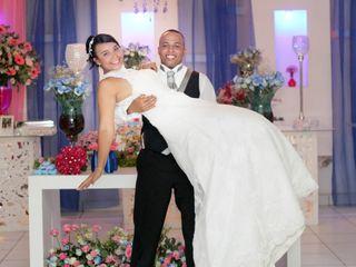 O casamento de Adriele e Diogo