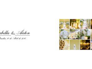 O casamento de Isabella e Airton 2