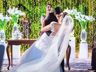 O casamento de Isabella e Airton