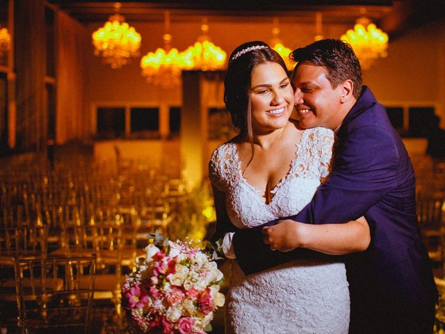 O casamento de Shadia e Rondinelli