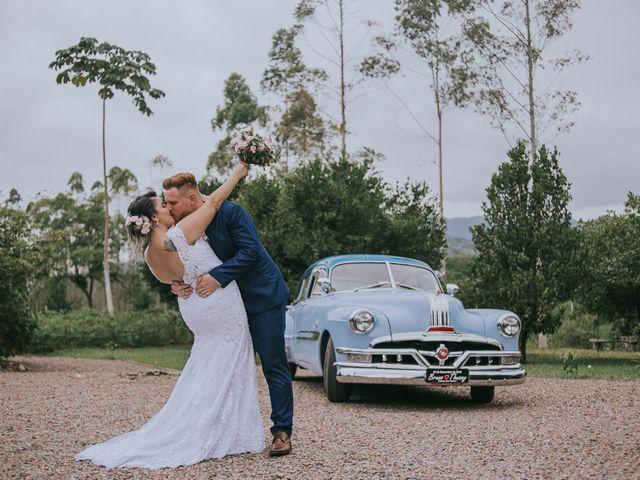 O casamento de Thuany e Bruno