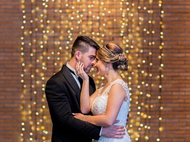 O casamento de Sylvya e Lucas