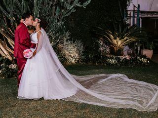 O casamento de Manuela e Rafael