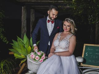 O casamento de Juliana e Rodrigo