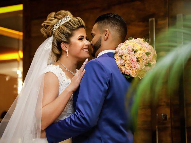 O casamento de Josy e Thiago