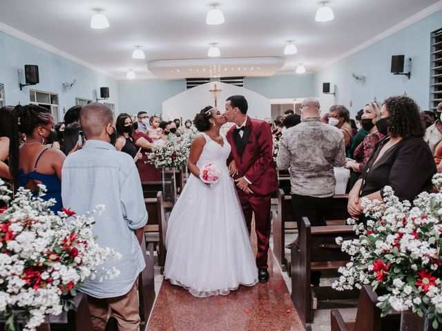 O casamento de Rafael e Manuela em São Gonçalo, Rio de Janeiro 2