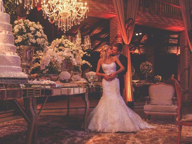 O casamento de Aline Wisnieski Kaliski e Alex