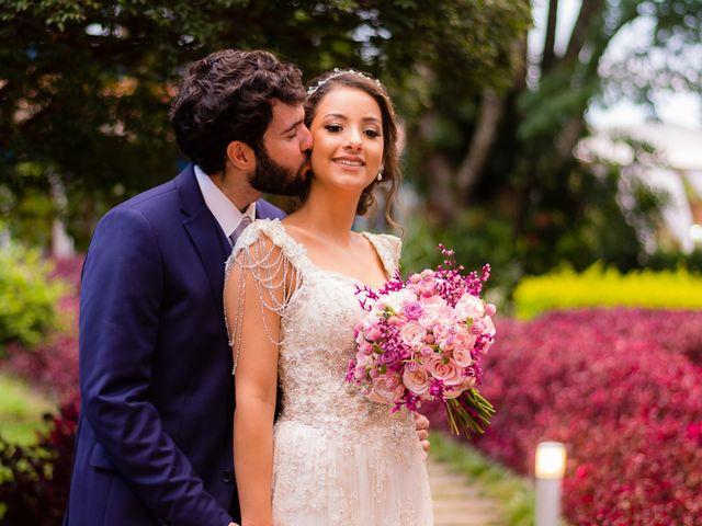 O casamento de Lívia e Victor