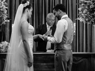 O casamento de Karine e Henrique 3