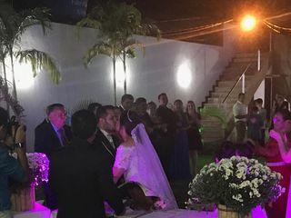 O casamento de Tatiane e Wilhan 1