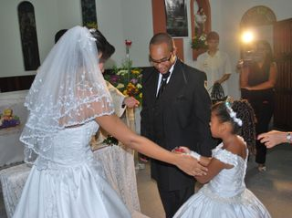 O casamento de Roselí Bento e Juliano 1
