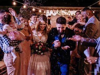 O casamento de Patrícia e Rafhael