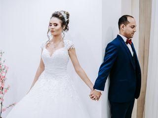 O casamento de Grayci e Rafael