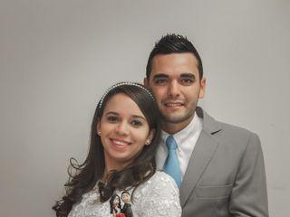 O casamento de Paloma Ferreira e Hadson Alpi 3