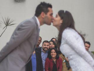 O casamento de Paloma Ferreira e Hadson Alpi