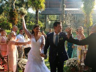 O casamento de Juliana e Fred