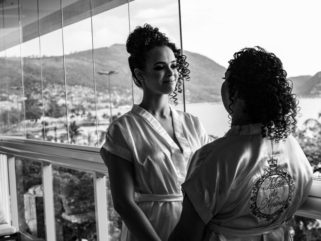 O casamento de Henrique e Karine em Niterói, Rio de Janeiro 1