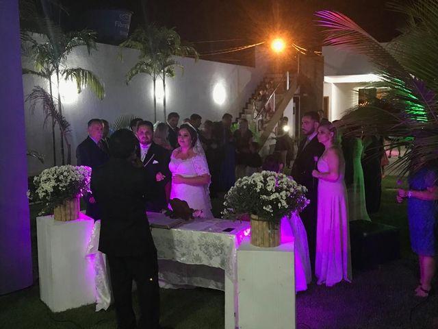 O casamento de Wilhan e Tatiane em Cuiabá, Mato Grosso 3