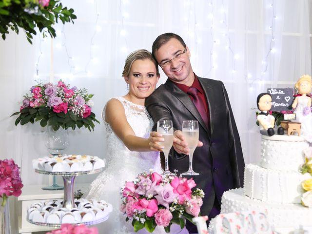 O casamento de Vania e Marcus