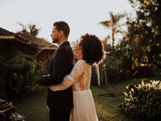 O casamento de Aline e Danilo