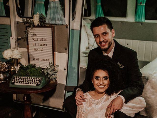 O casamento de Danilo e Aline em Curitiba, Paraná 87