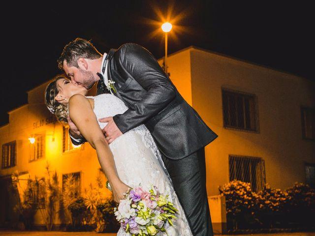 O casamento de Regi e Sandro