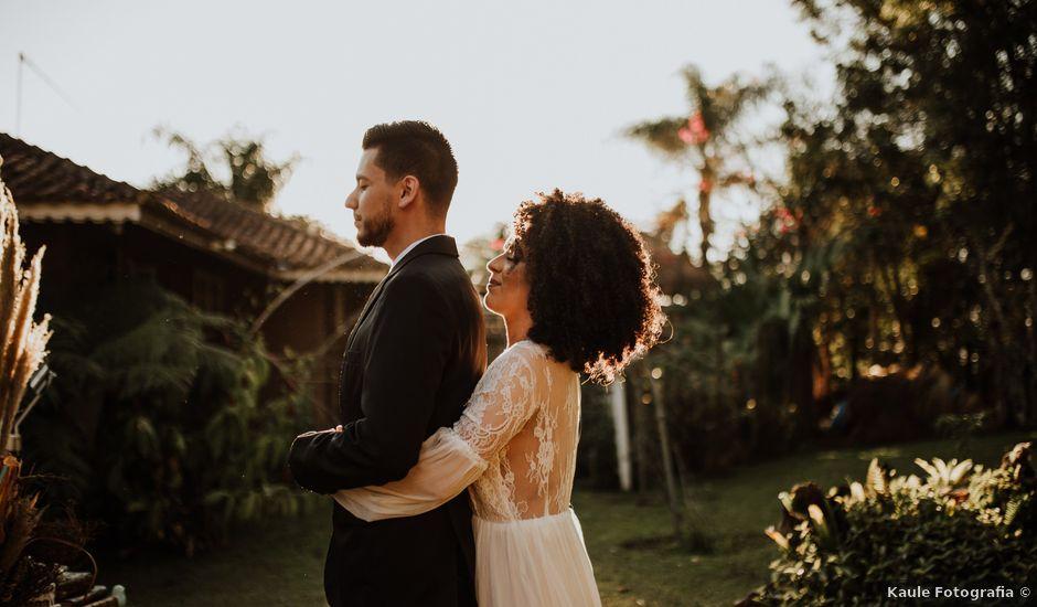 O casamento de Danilo e Aline em Curitiba, Paraná