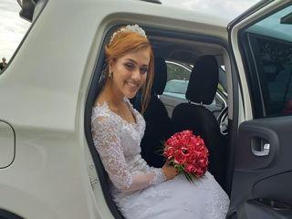 O casamento de Lanna e Ney Júnior 2