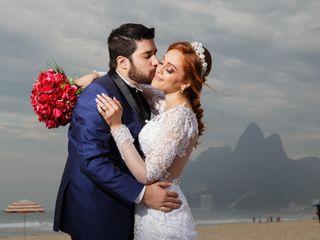 O casamento de Lanna e Ney Júnior