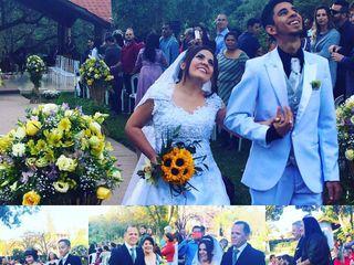 O casamento de Vanessa  e Roque 1
