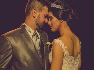 O casamento de Caroline e Michel 1
