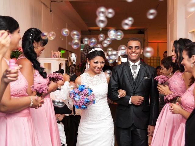 O casamento de Vandelise e Vinicius