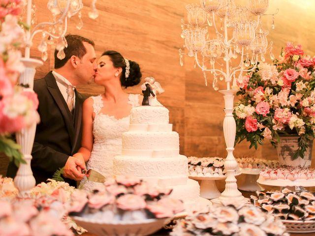 O casamento de Sabrina e Agnaldo