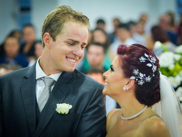 O casamento de Andressa e Leornardo