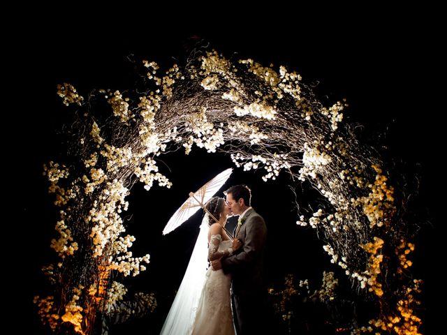 O casamento de Bella e Blake