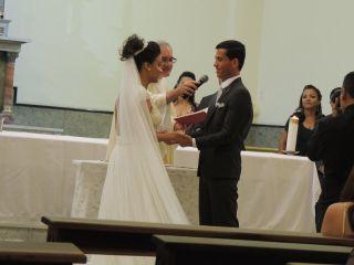 O casamento de Joyce e Daniel