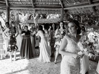 O casamento de Bruna e Clebson 1