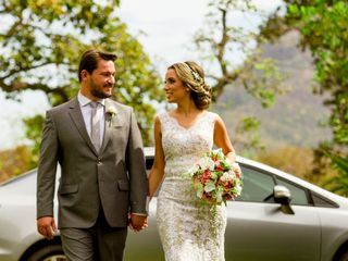 O casamento de Bruna e Clebson
