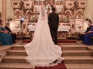 O casamento de Cecília e Marcelo