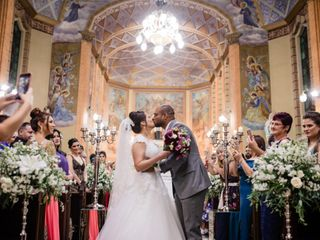 O casamento de Karla e Douglas