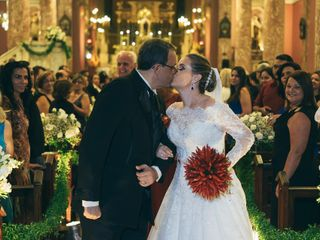 O casamento de Elisa e Vlademir