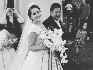 O casamento de Lorena e Fernando 1
