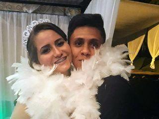 O casamento de Lorena e Fernando